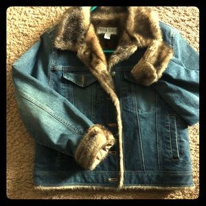 Ladies Marvin Richards jacket
